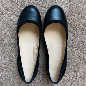 Cole Haan Avery Ballet (black)